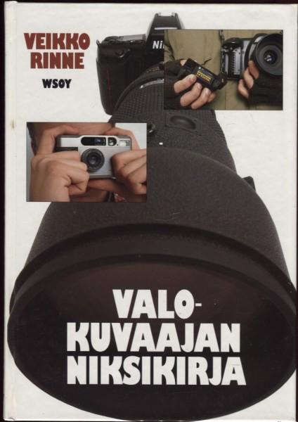 Valokuvaajan niksikirja, Veikko Rinne