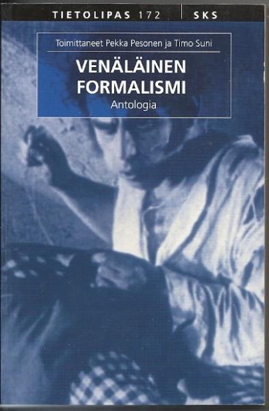 Venäläinen formalismi : antologia, Pekka Pesonen
