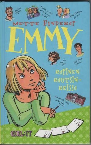 Emmy : rupinen Ruotsin-reissu, Mette Finderup