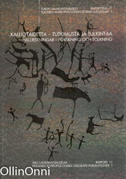 Kalliotaidetta - Tutkimusta ja tulkintaa, Aino Nissinaho