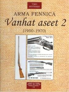 Arma Fennica. 7, Vanhat aseet 2 (1950-1970), Timo Hyytinen