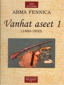 Arma Fennica. 6, Vanhat aseet 1 (1880-1950), Timo Hyytinen