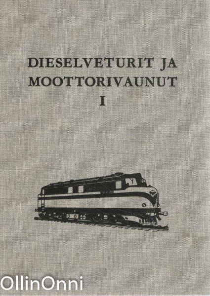 Dieselveturit ja moottorivaunut I, Useita Toimituskunta