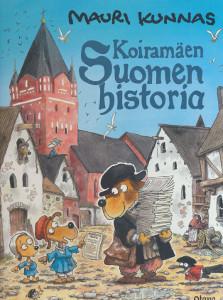 Koiramäen Suomen historia, Mauri Kunnas