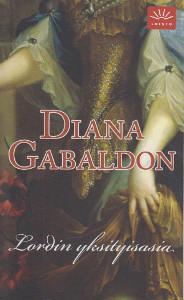 Lordin yksityisasia, Diana Gabaldon