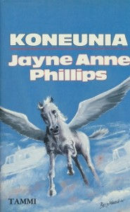 Koneunia, Jayne Anne Phillips