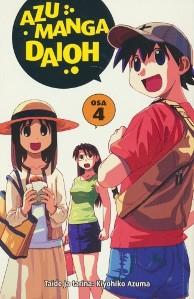 Azumanga Daioh. Osa 4, Kiyohiko Azuma