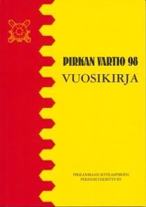 Pirkan vartio 98 vuosikirja, Pekka Ruusukallio