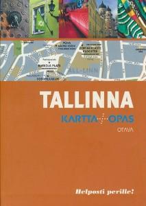 Tallinna : kartta + opas, Virginia Rigot-Muller
