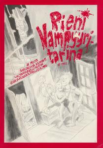 Pieni vampyyritarina ja muita sarjakuvia Kemin 11. valtakunnallisesta sarjakuvakilpailusta 1992, Sari Luhtanen
