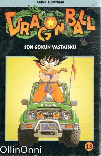 Son Gokun vastaisku, Akira Toriyama