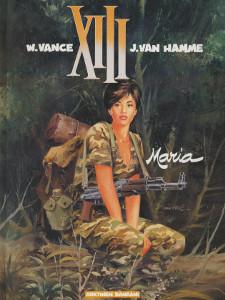 Maria, William Vance