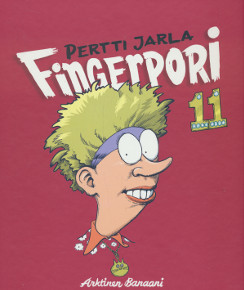 Fingerpori 11, Pertti Jarla