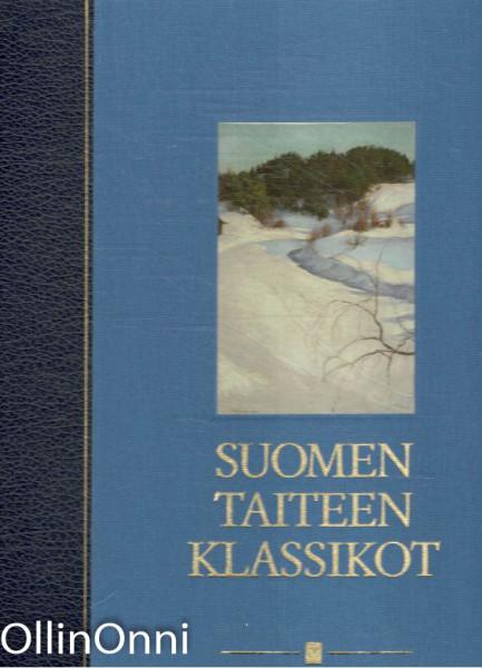 Suomen taiteen klassikot, Eija Kämäräinen