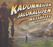 Kadonneiden jalokalojen metsästys, Juha Jormanainen