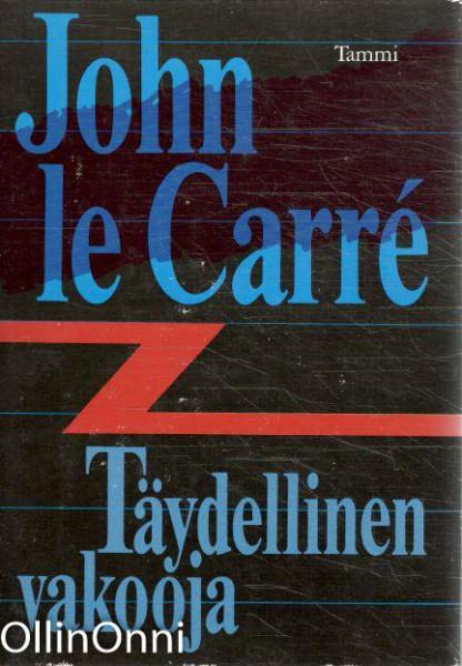 Täydellinen vakooja, John Le Carr