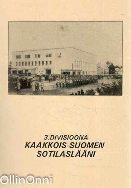 3. divisioona, Kaakkois-Suomen sotilaslääni, Markku Aalto