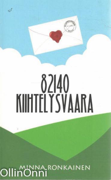 82140 Kiihtelysvaara, Minna Ronkainen