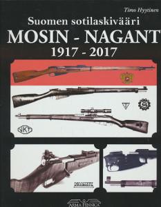 Suomen sotilaskivääri Mosin-Nagant 1917-2017, Timo Hyytinen