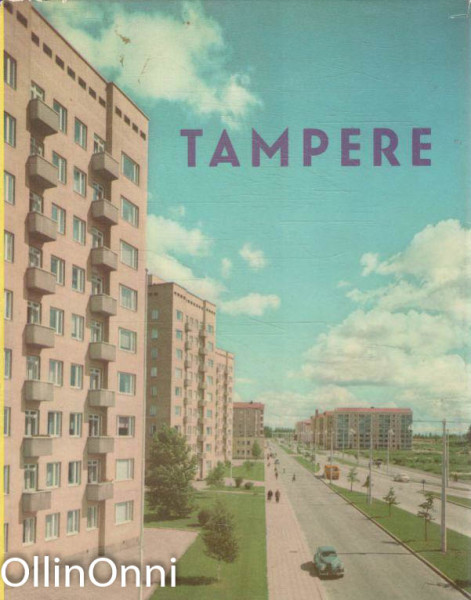 Tampere - kuvateos, E. M. Staf