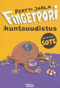 Fingerpori kuntauudistus, Pertti Jarla