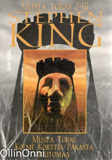 Musta torni, Stephen King
