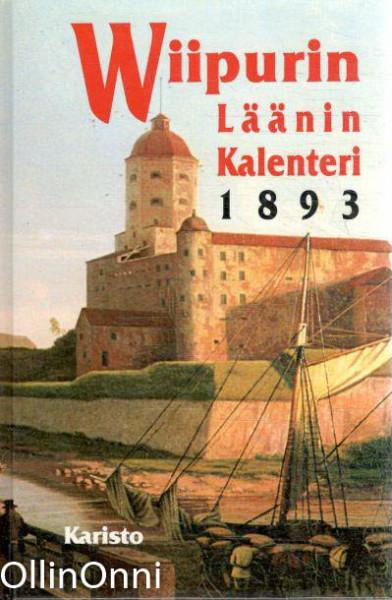 Wiipurin läänin kalenteri 1893, Otto Imm Helander