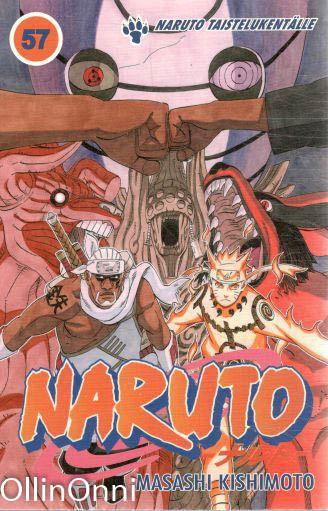 Naruto. 57, Naruto taistelukentälle, Masashi Kishimoto