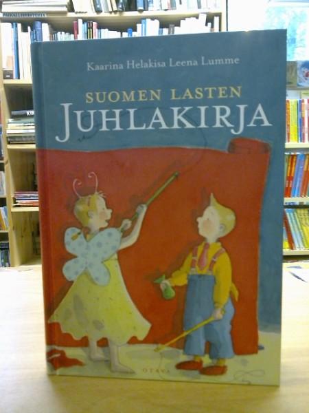 Suomen lasten juhlakirja, Kaarina Helakisa