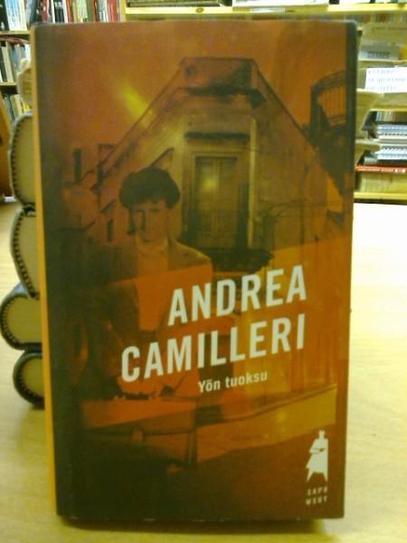 Yön tuoksu, Andrea Camilleri