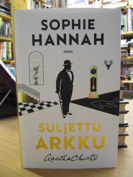 Suljettu arkku, Sophie Hannah
