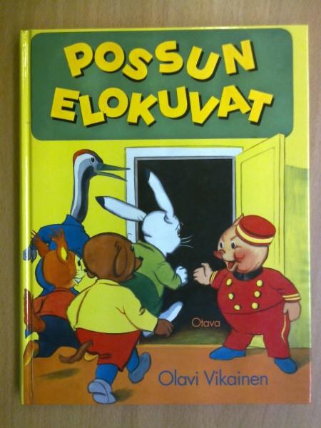Possun elokuvat, Olavi Vikainen