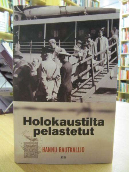Holokaustilta pelastetut, Hannu Rautkallio