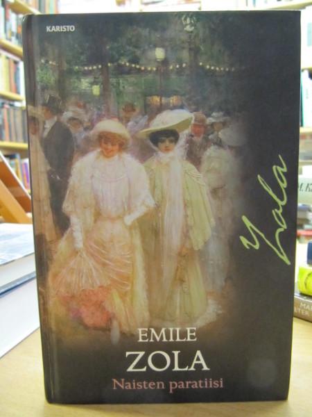 Naisten paratiisi, Emile Zola