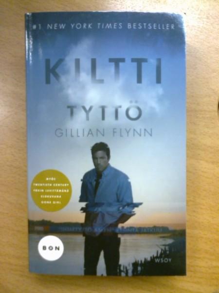 Kiltti tyttö, Gillian Flynn