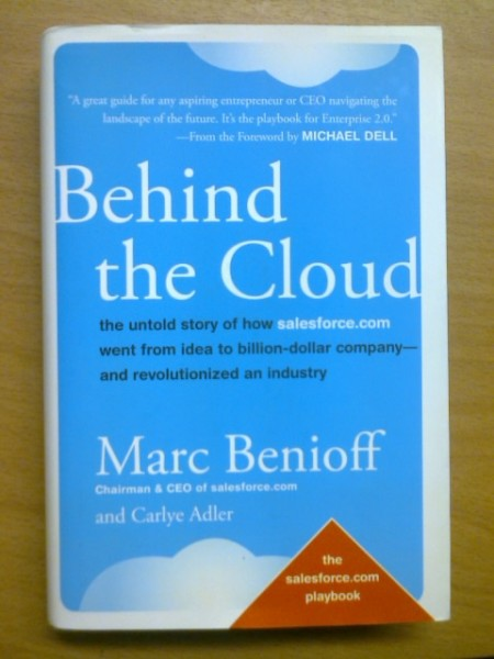 Behind the Could, Benioff Marc