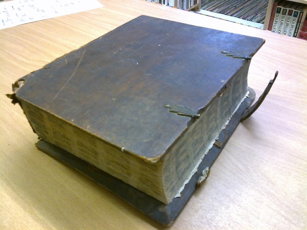 Biblia, se on: koko Pyhä Raamattu 1852,