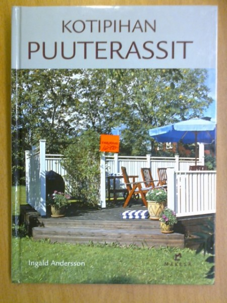 Kotipihan puuterassi, Ingald Andersson