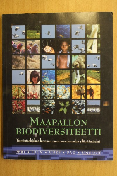 Maapallon biodiversiteetti. Toimintaohjelma luonnon monimuotoisuuden ylläpitämiseksi.,