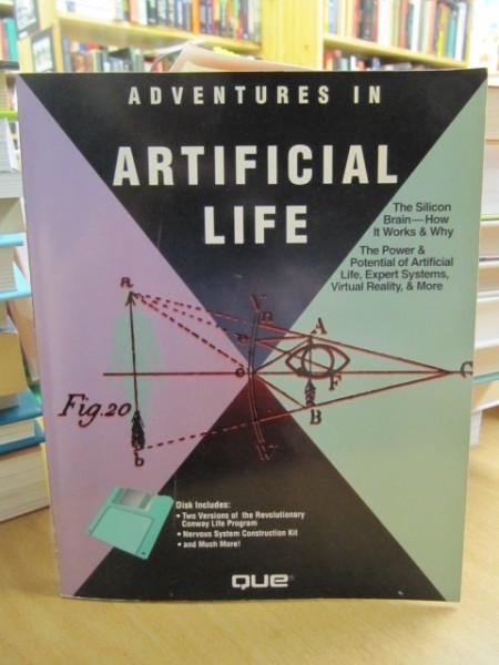Adventures in Artificial Life (mukana 3 ½ ´´ levyke), Clayton Walnum