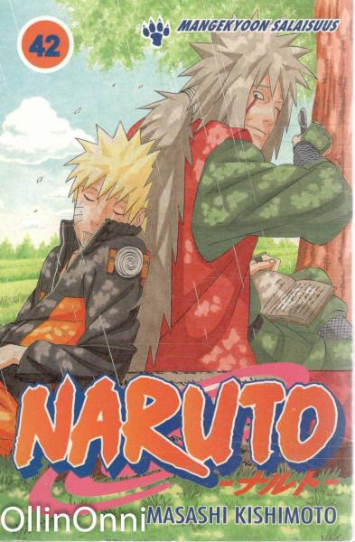 Naruto. 42, Mangekyoon salaisuus, Masashi Kishimoto