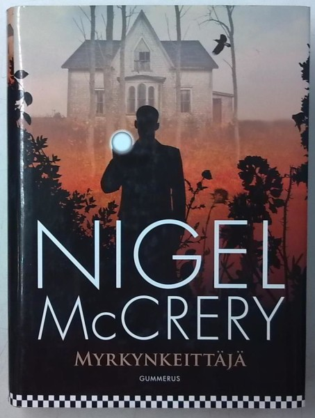 Myrkynkeittäjä, Nigel McCrery