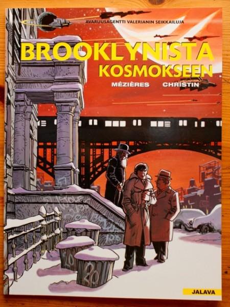 Brooklynista kosmokseen, Marja Luoma