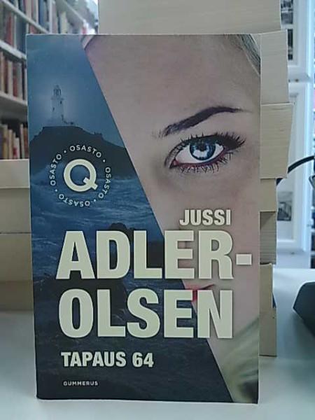 Tapaus 64, Jussi Adler-Olsen