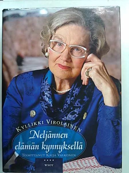 Neljännen elämän kynnyksellä, Kyllikki Virolainen