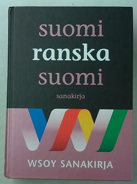 Suomi-ranska-suomi-sanakirja, Jean-Michel Kalmbach