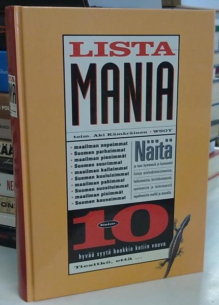Listamania, Aki Kämäräinen