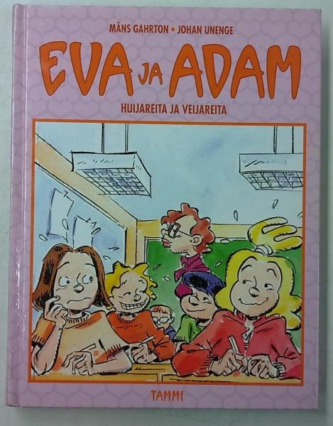 Eva ja Adam : huijareita ja veijareita, Måns Gahrton