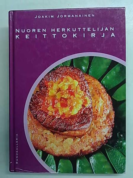 Nuoren herkuttelijan keittokirja, Joakim Jormanainen