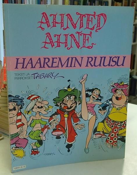 Ahmed Ahne - Haaremin ruusu, Tabary Tabary